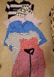 Lot of 7 tops